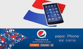 Pepsi P1 Smart Phone